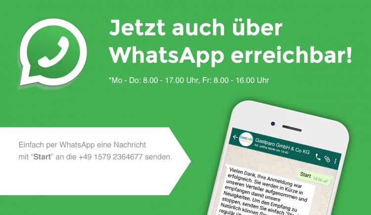 Startseite DE WhatsApp