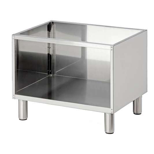 Bartscher Unterbau 650 Snack 700x535 | Kochtechnik/Neutrale Elemente & Untergestelle