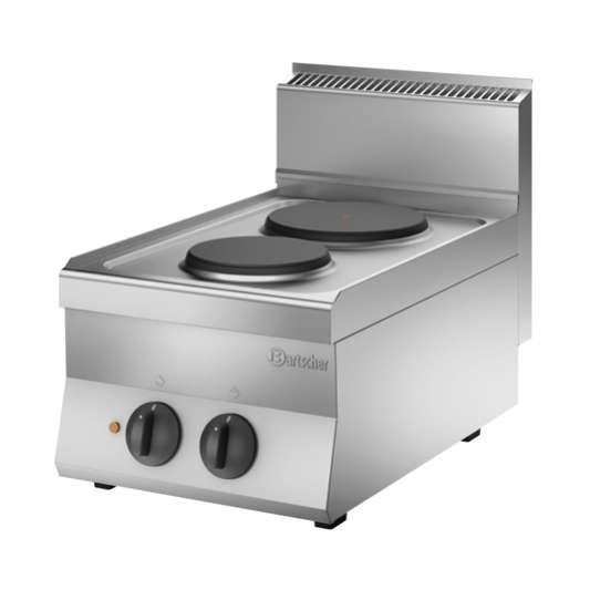 Bartscher Elektroherd 650 Snack 400x650 - Tischgerät | Kochtechnik/Herde/Elektroherde