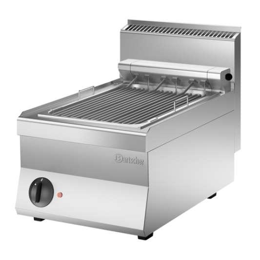 Bartscher Elektro-Rostbräter 650 Snack 400x650 | Kochtechnik/Grillplatten/Elektro-Grillplatten