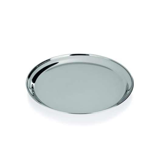Serviertablett rund, 25cm Durchmesser