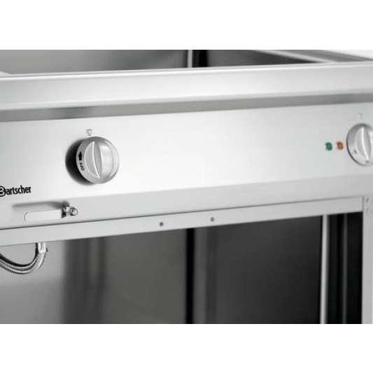 Bartscher Elektro-Bain Marie 700 1 Becken 2/1 GN   Kochtechnik/Warmhaltegeräte/Bain-Maries