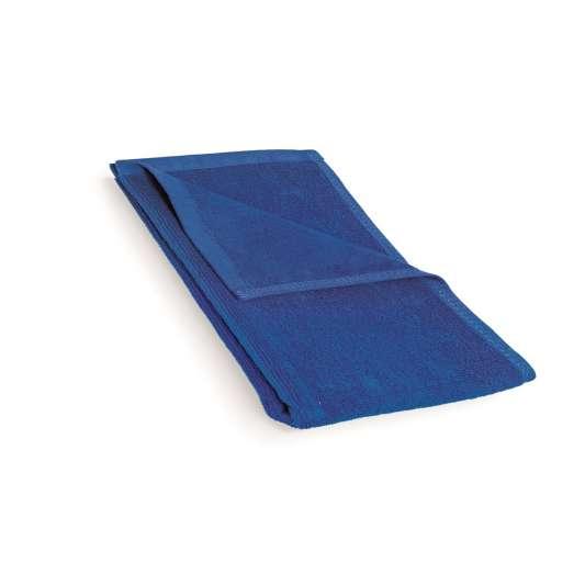 Frottier Handtuch 50 x 100 cm - blau
