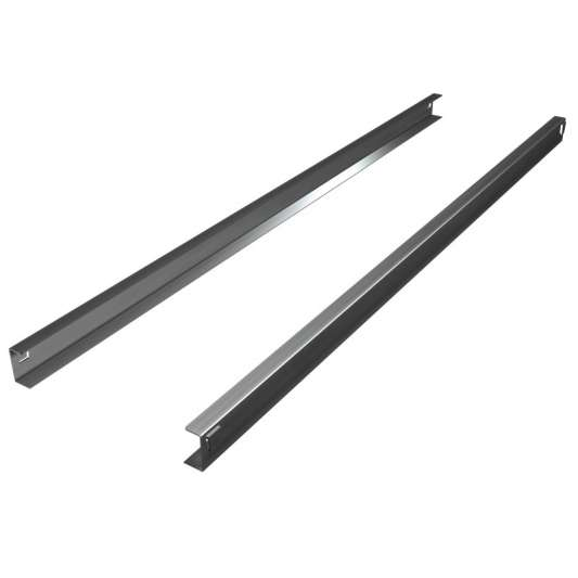Schienenpaar für Tief- und Kühlschrank ECO 650 GN 2/1
