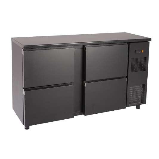 Barkühltisch PROFI 0/4 | Kühltechnik/Kühltische/Barkühltische
