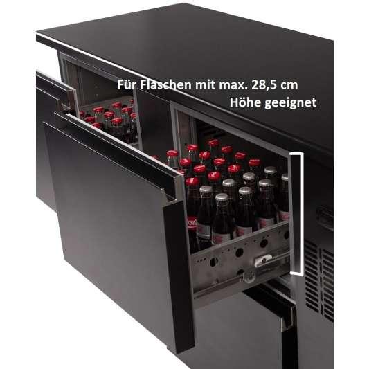 Barkühltisch PROFI 1/6 | Kühltechnik/Kühltische/Barkühltische