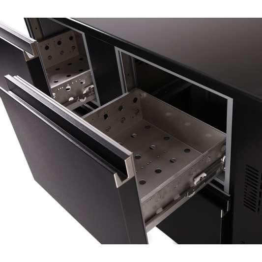 Barkühltisch PROFI 2/4 | Kühltechnik/Kühltische/Barkühltische