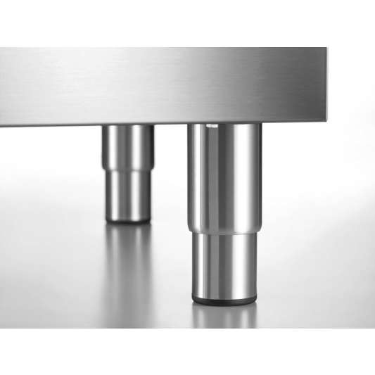 Elektro-Kippbratpfanne Dexion Serie 98 - 80 Liter Edelstahldeckel