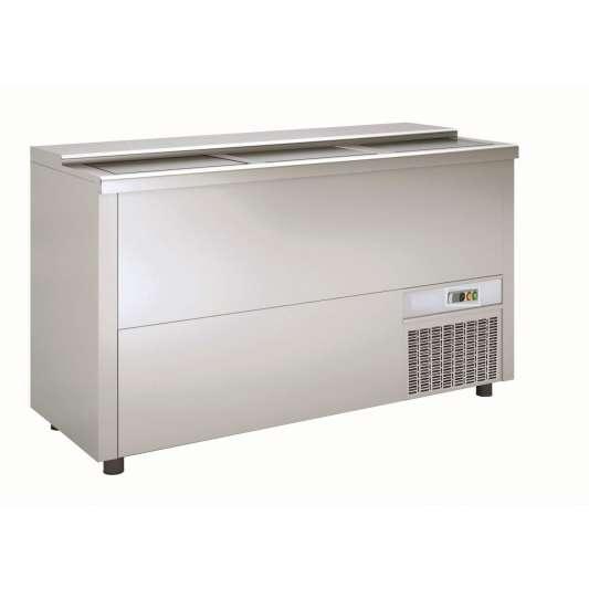 Flaschenkühltruhe Premium 420 Liter - Edelstahl   Kühltechnik/Tief- & Kühltruhen/Flaschenkühltruhen