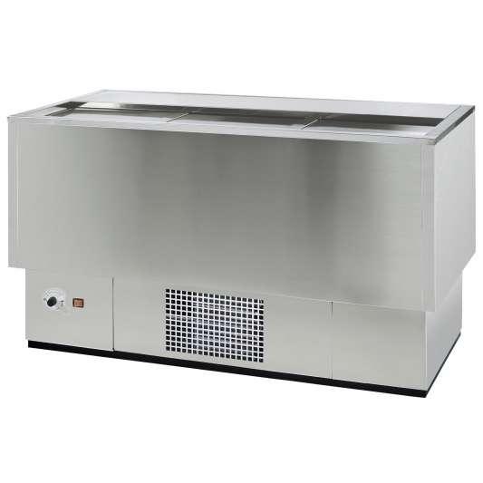 Flaschenkühltruhe Profi 260 Liter - Edelstahl | Kühltechnik/Tief- & Kühltruhen/Flaschenkühltruhen