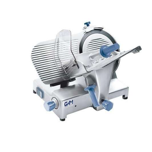 GAM Aufschnittmaschine Profi PAG 330   Vorbereitungsgeräte/Aufschnittmaschinen