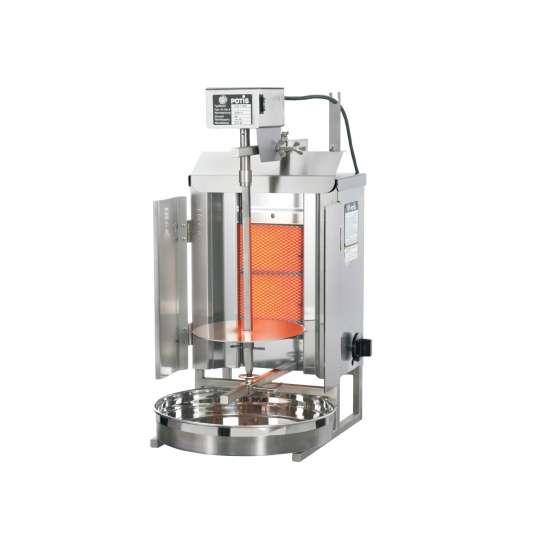 Potis Dönergrill / Gyrosgrill Propangas GD1 | Kochtechnik/Grills/Döner- & Gyrosgrills
