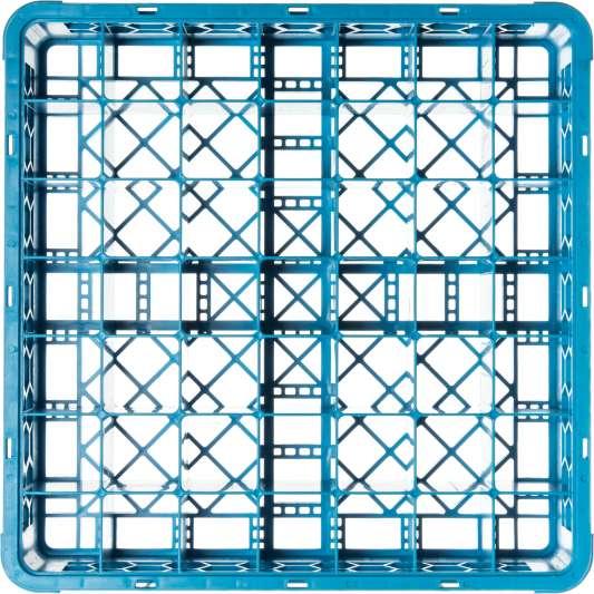 Gläserkorb ECO 500x500 49 Fächer