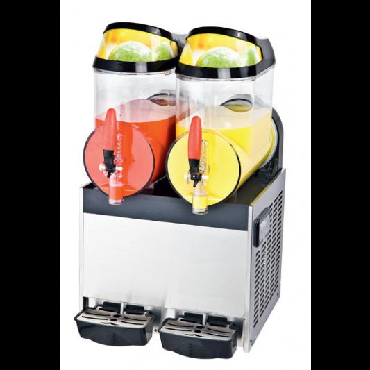 Slush-Ice Maschine ECO 2x10 Liter | Kühltechnik/Slush-Ice Maschinen
