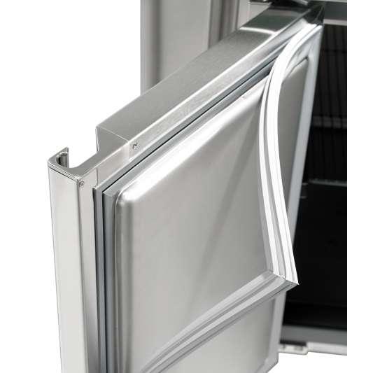 Tiefkühltisch Premium 1/2 mit Aufkantung | Kühltechnik/Kühltische/Tiefkühltische