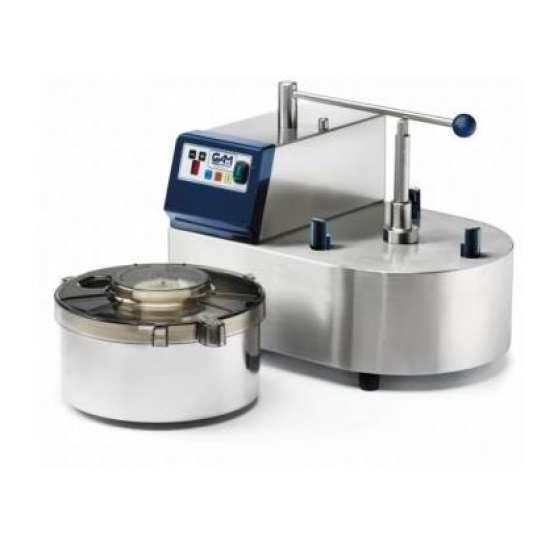 GAM Cutter Pratic 3   Vorbereitungsgeräte/Cutter