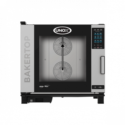 UNOX Heißluftofen Bakertop Mindmaps 6 x EN 60x40 PLUS Elektro