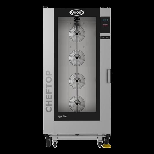 UNOX Kombidämpfer Cheftop Mindmaps 20 x GN 1/1 ONE Elektro