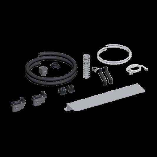 Montageset für KombiDuo Kombidämpfer Elektrogeräte | Kochtechnik/Heißluftöfen & Kombidämpfer/Zubehör
