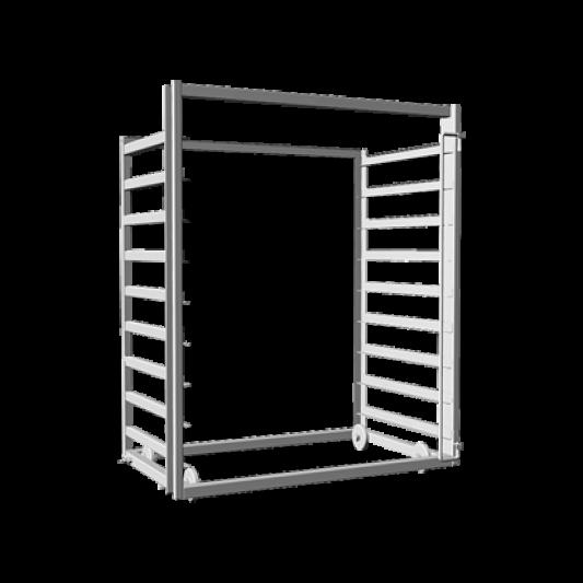Hordengestell für Kombidämpfer XEVC-1011- Modelle