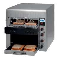 Durchlauftoaster Modell CHRISTIAN für 360 Toastscheiben pro Stunde | Kochtechnik/Toaster
