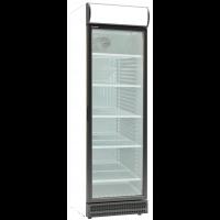 Getränkekühlschrank ECO 382 Liter mit Leuchtaufsatz - B-Ware 01