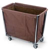 Ersatz-Wäschesack zum Wäschewagen 4421000, ECO 105 Dunkelbraun