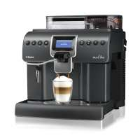 Aulika One Touch Cappuccino schwarz