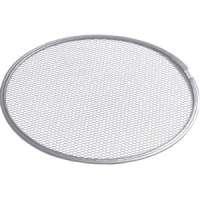 Pizza Screen/Gitter aus Aluminium- Streckgewebe, Durchmesser: 33 cm