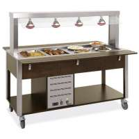 Warme Buffettheke IEA 0002/I