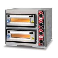 GMG Pizzaofen Classic 4 + 4x25cm inklusive Untergestell