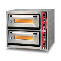 GMG Pizzaofen Classic 4 + 4x34cm mit Thermometer