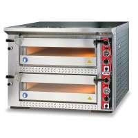 GMG Pizzaofen 6+6 33cm 400V