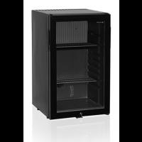 Minibarkühlschrank 52 schwarz mit Glastür | Kühltechnik/Kühlschränke/Minibarkühlschränke