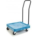 Transporthilfe Polypropylen mit Griff für Spülkörbe 500x500